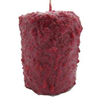 Starhollowcandleco Pears and Berries Pillar Candle Size: Tall Fatty 6.5
