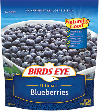 Birds Eye Ultimate Blueberries 12 Oz Bag
