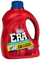 Era Fistful of Fresh Liquid Laundry Detergent 100 fl. oz. Bottle