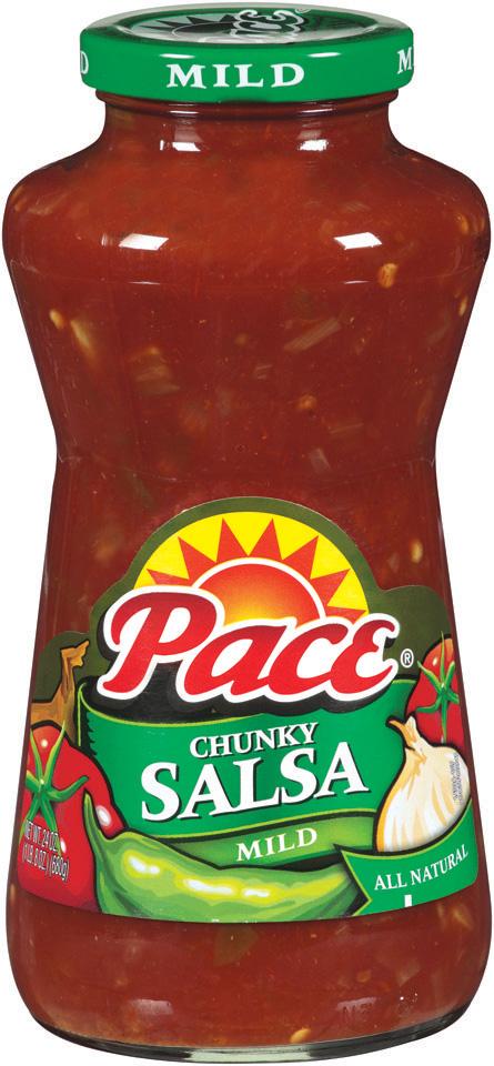 Pace® Mild Chunky Salsa