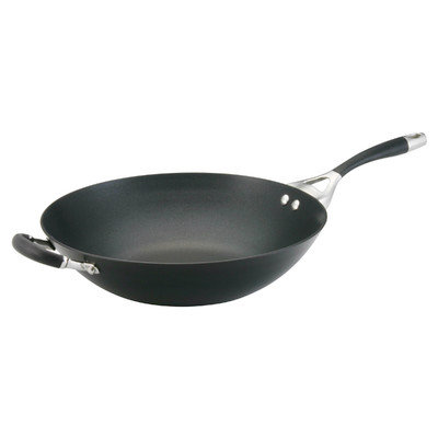 Circulon 14-in. Nonstick Elite Stir Fry Pan