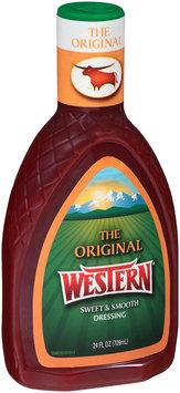 Western® Original Dressing 24 fl. oz. Plastic Bottle