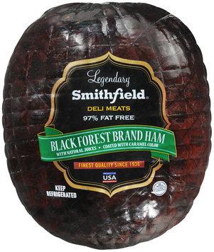 Smithfield® Deli Meats Black Forest Brand Ham Package