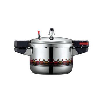 Pn Poongnyun Vienna 8-Cup Stainless Steel Pressure Cooker