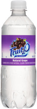 Fruit2O® Natural Grape Purified Water Beverage 16 fl. oz. Bottle