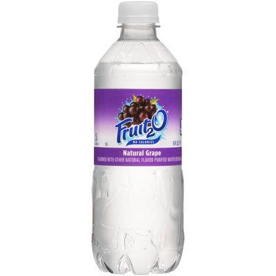 Fruit2O® Natural Grape Purified Water Beverage 16 fl. oz. Bottle