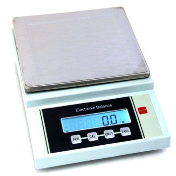 Hardware Factory Store 2000G x 0.1G Digital Precision Analytical Balance Lab Scale