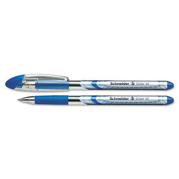 Stride, Inc. Schneider Schneider Slider, Stick, Medium, Blue, 10/Box