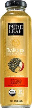 Pure Leaf® Tea House Collection Fuji Apple & Ginger Organic Green Tea 14 fl. oz. Bottle