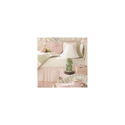 Glenna Jean Isabella Softee Fitted Crib Sheet in Cream