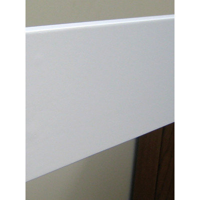 Child Craft Bradford Full-Size Bed Conversion Rails (White)