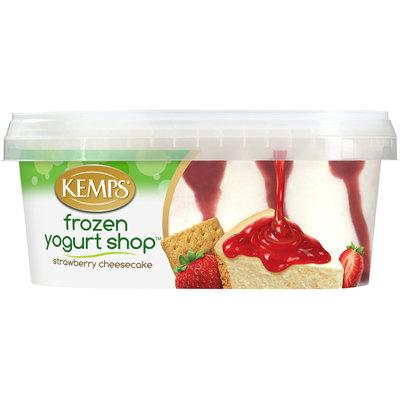 Kemps® Frozen Yogurt Shop™ Strawberry Cheesecake Frozen Yogurt Plastic Tub