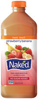 Naked Juice® Strawberry Banana 100% Juice Smoothie