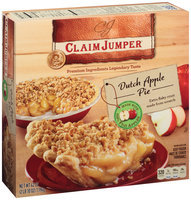 Claim Jumper® Dutch Apple Pie 42 oz. Box