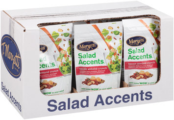 Marzetti® Bacon Almond Crunch Salad Accents® 3 oz. Stand-Up Bag