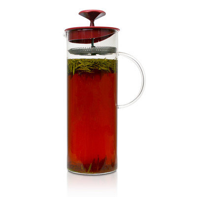 Epoca Iced Tea Infusion Pitcher Red