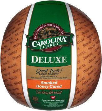 Carolina Turkey Smoked Honey Cured Deluxe Turkey Breast