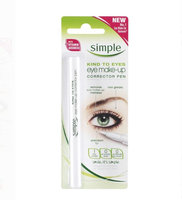 simple Kind To Eyes Eye Make-up Corrector Pen Fixes Makeup Mistakes