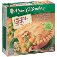 Marie Callender's® Broccoli Cheddar & Potato Pot Pie 10 oz. Box