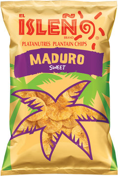 El Isleno® Sweet Plantain Chips 9 oz. Bag