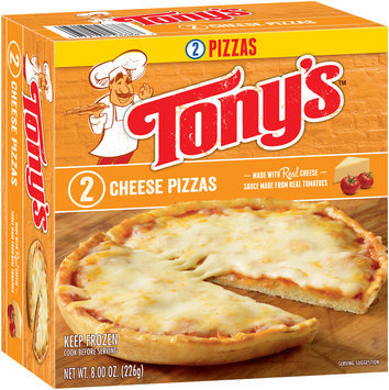 Tony's™ Single Serve Cheese Pizzas 2 ct Box