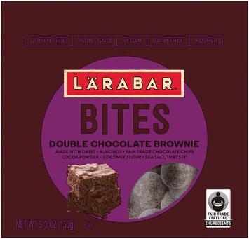 Larabar™ Double Chocolate Brownie Bites 5.3 oz. Pouch