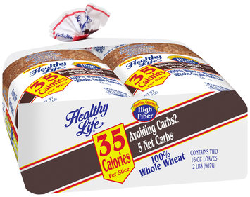 Healthy Life® Whole Wheat Whole Grain Bread s
