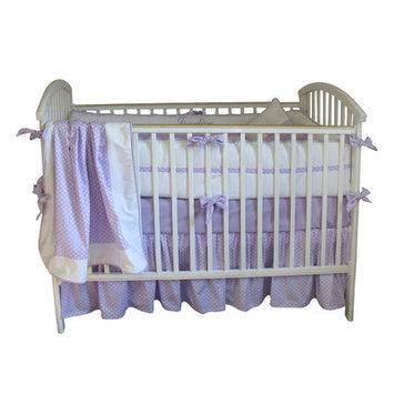 Bebe Chic Jocelyn 3 Piece Crib Bedding Set