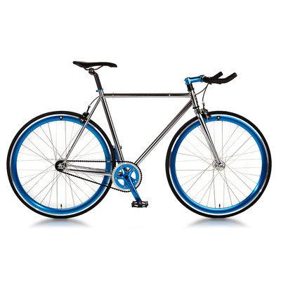 Big Shot Bikes Dreamer Single Speed Fixed Gear Road Bike Size: 56cm