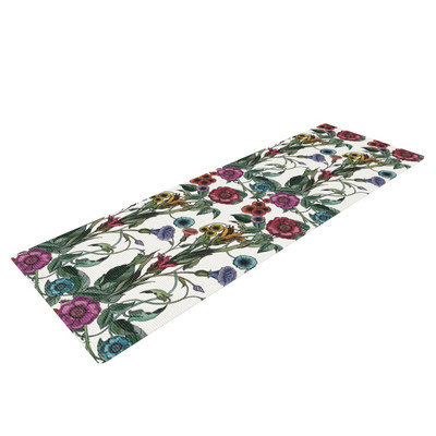 Kess Inhouse Margaret by DLKG Design Yoga Mat