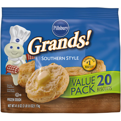 Pillsbury Grands!® Southern Style Biscuits 20 ct Bag