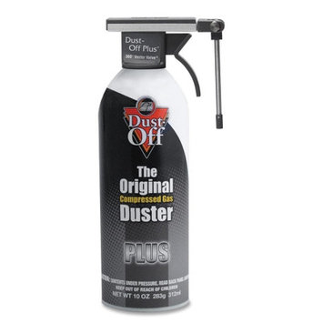 Falcon Safety Products FALCON SAFETY Dust Off Plus Cleaner, 10 oz