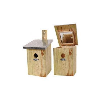 Best For Birds Mirrored Nesting Birdhouse