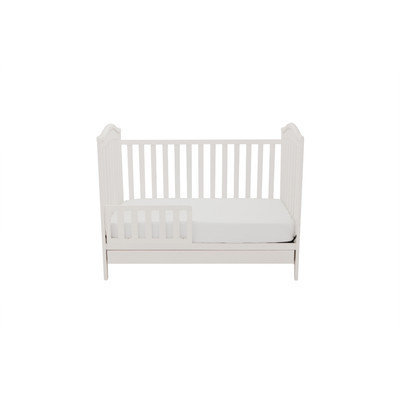 Afg Baby Afg Furniture Jeanie Crib With Drawer, White - 611W
