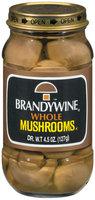 Brandywine Whole Mushrooms 4.5 Oz Jar