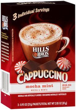 Hills bros® Cappuccino Mocha Mint