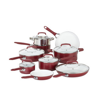 Wearever Pure Living 15 Piece Cookware Set