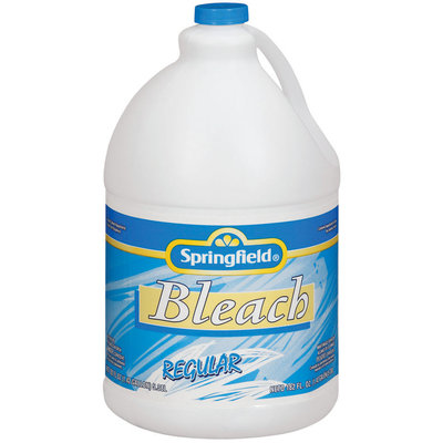 Springfield Regular Bleach 182 Fl Oz Plastic Bottle