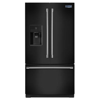 Maytag Black French Door Refrigerator