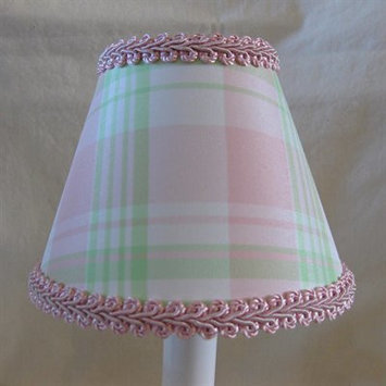 Silly Bear Taffy Table Lamp Shade Color: Pink/Green