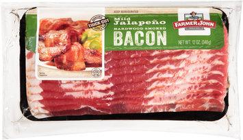 Farmer John® Mild Jalapeno Bacon 12 oz. Pack