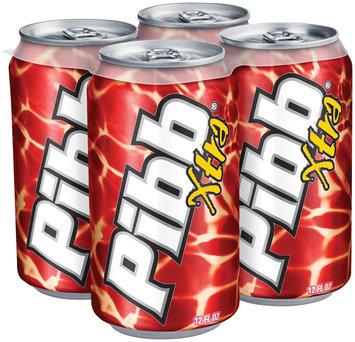 Pibb Xtra 4 pk, 12 oz Cans