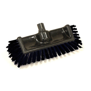 Syr Scrator Brush BLacK with Bristles Bristles: Black