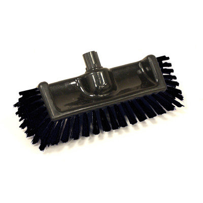 Syr Scrator Brush BLacK with Bristles Bristles: Black