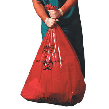 Jaguar Plastics Health Care Trash Liners