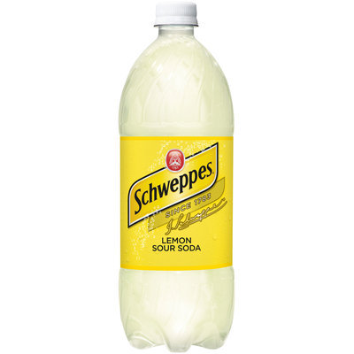 Schweppes® Lemon Sour Soda