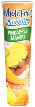 Whole Fruit® Frozen Smoothie Pineapple Mango 3 oz. tube