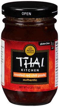 Thai Kitchen® Roasted Red Chili Paste 4 oz. Jar