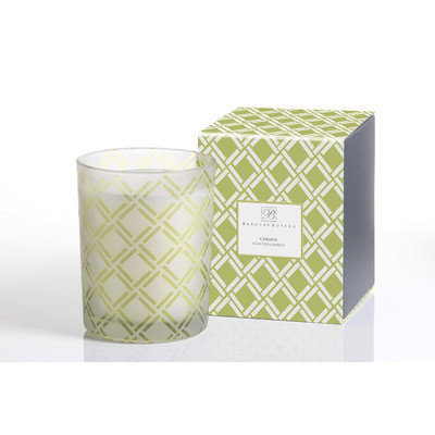 Zodax Scented Candle Jar in Green - Set of 2