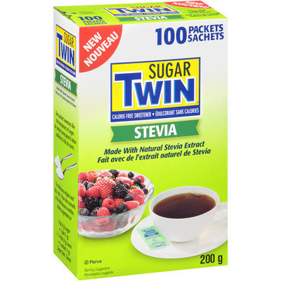 Sugar Twin® Stevia Sweetener